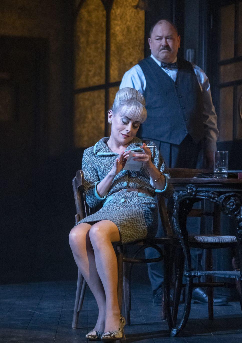 'Hangmen' Star Tracie Bennett on Doing Dark Comedy With the Master, Martin McDonagh