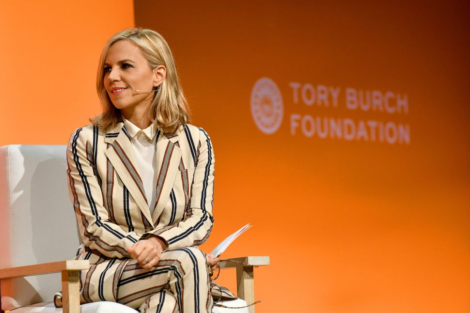 Interview With Tory Burch: Redefining and Embracing 'Ambition'