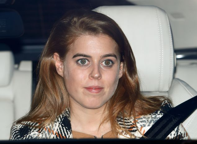 princess beatrice wedding coronavirus