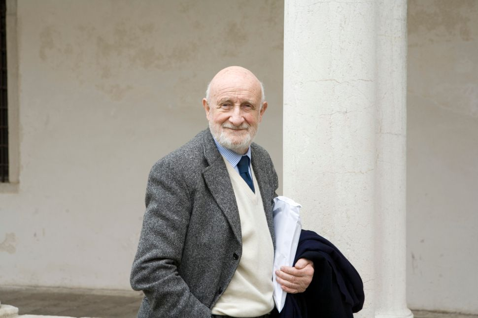 Vittorio Gregotti, Who Designed Milan's Arcimboldi Theater, Has Died of Coronavirus