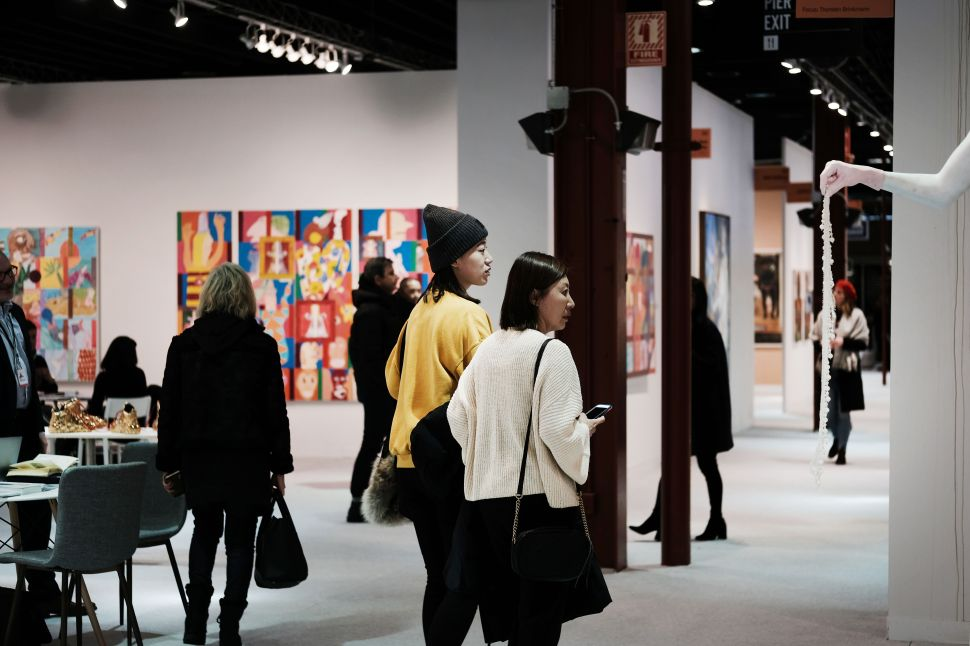 Millennial Art Collectors Are Spending Six Times More Than Boomers, UBS Reports