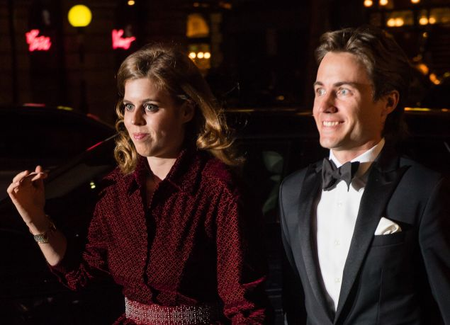 princess beatrice and Edoardo Mapelli Mozzi wedding canceled coronavirus