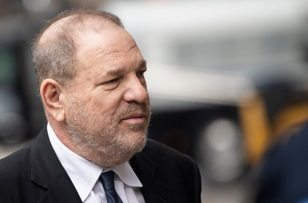 Harvey Weinstein Prison Sentence