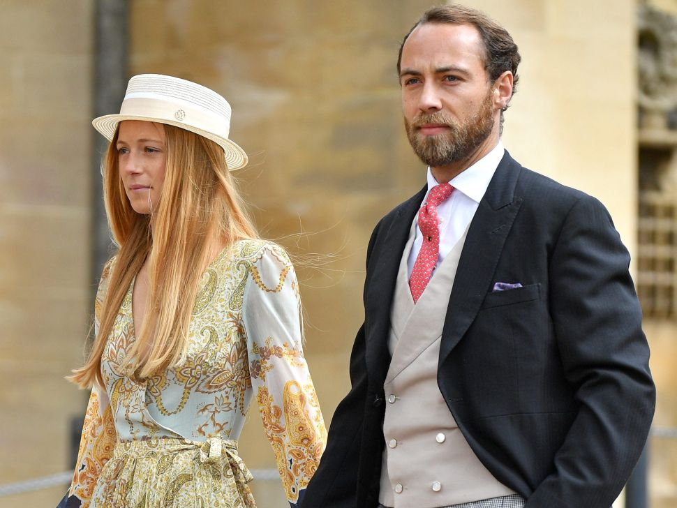 James Middleton and Alizee Thevenet Are Postponing Their Summer Wedding Amid Coronavirus