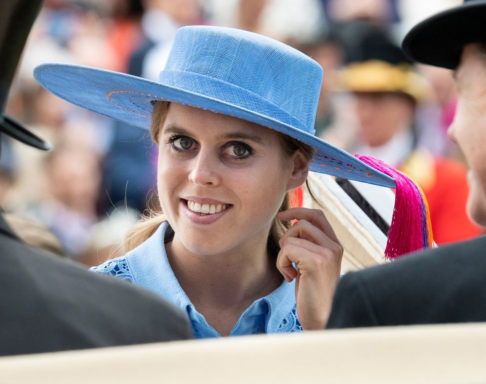 Princess Beatrice Might Delay Her Royal Wedding Until Next Year