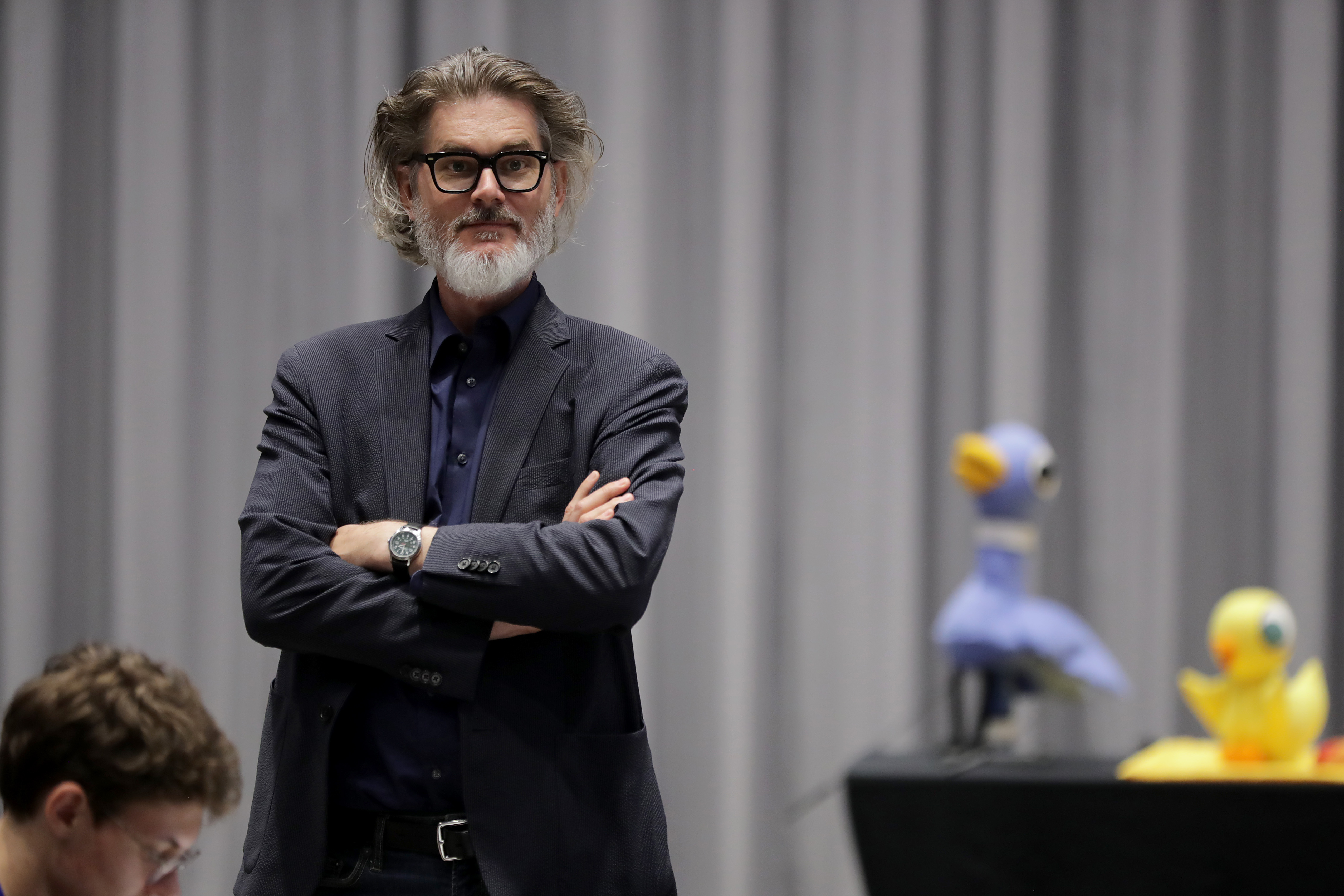 Illustrator Mo Willems Is Keeping Children Entertained with YouTube Drawing Sessions