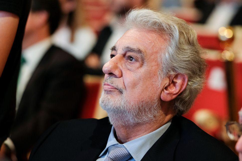 Embattled Opera Star Plácido Domingo Has Contracted Coronavirus