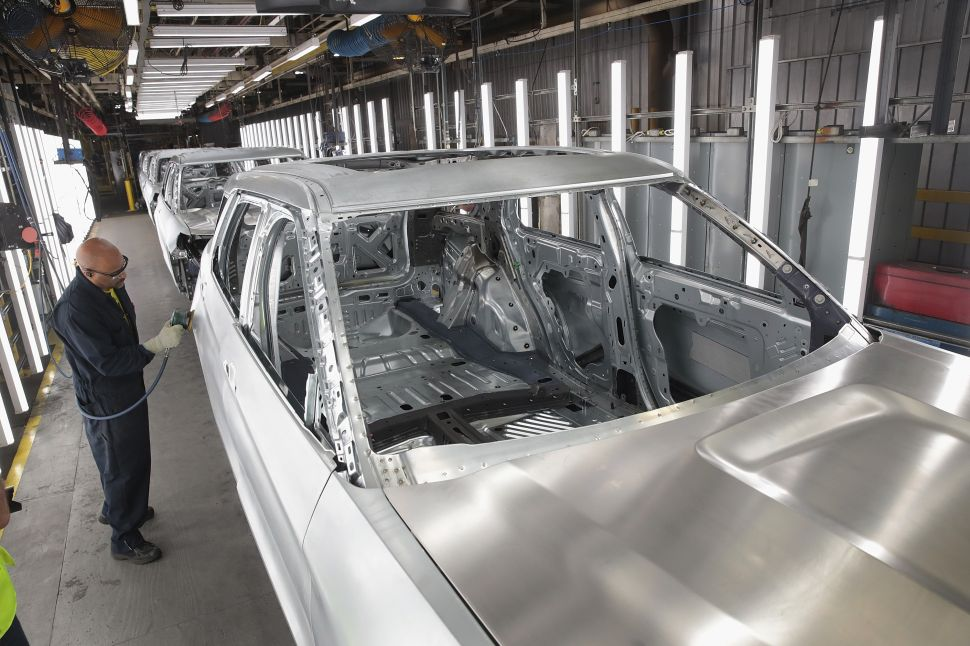America's Largest Automakers To Re-Open Factories While COVID-19 Accelerates