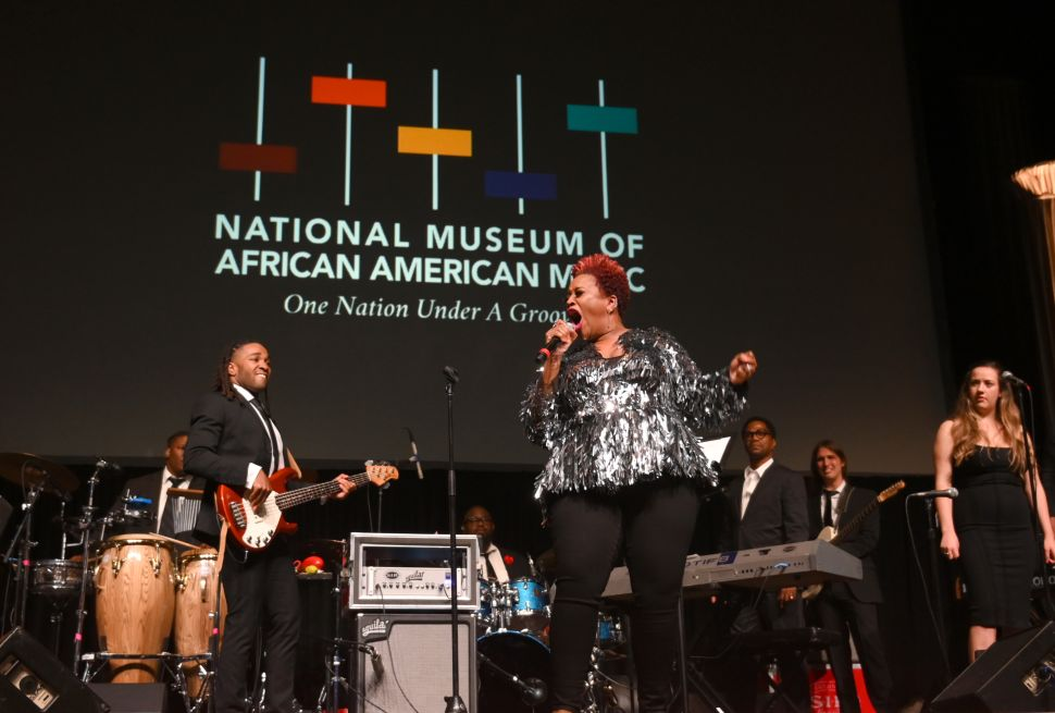 Nashville's National Museum of African American Music to Open After 19 Years of Planning