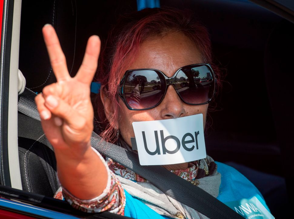 Why Does It Take a Coronavirus Pandemic for Uber to Finally Offer Drivers Sick Leave?