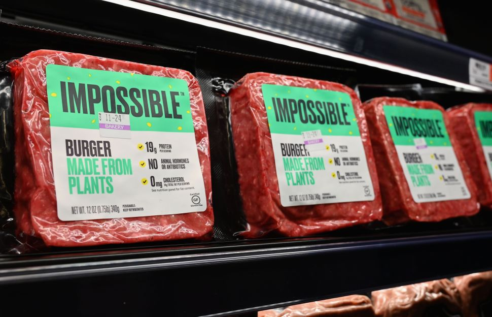 Impossible Foods Bets Vegan Meat Will Stay Trendy During Covid-19 Pandemic