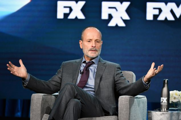 FX John Landgraf Netflix FX on Hulu