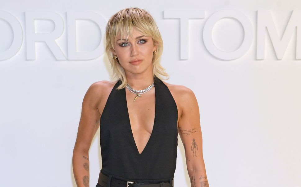 Miley Cyrus Got a New Tattoo That Pays Homage to Matisse's Nudes