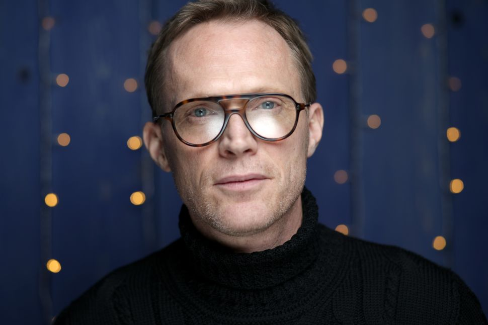 Exclusive: Paul Bettany to Co-Star in Cambridge Analytica Drama From 'Avengers' Team