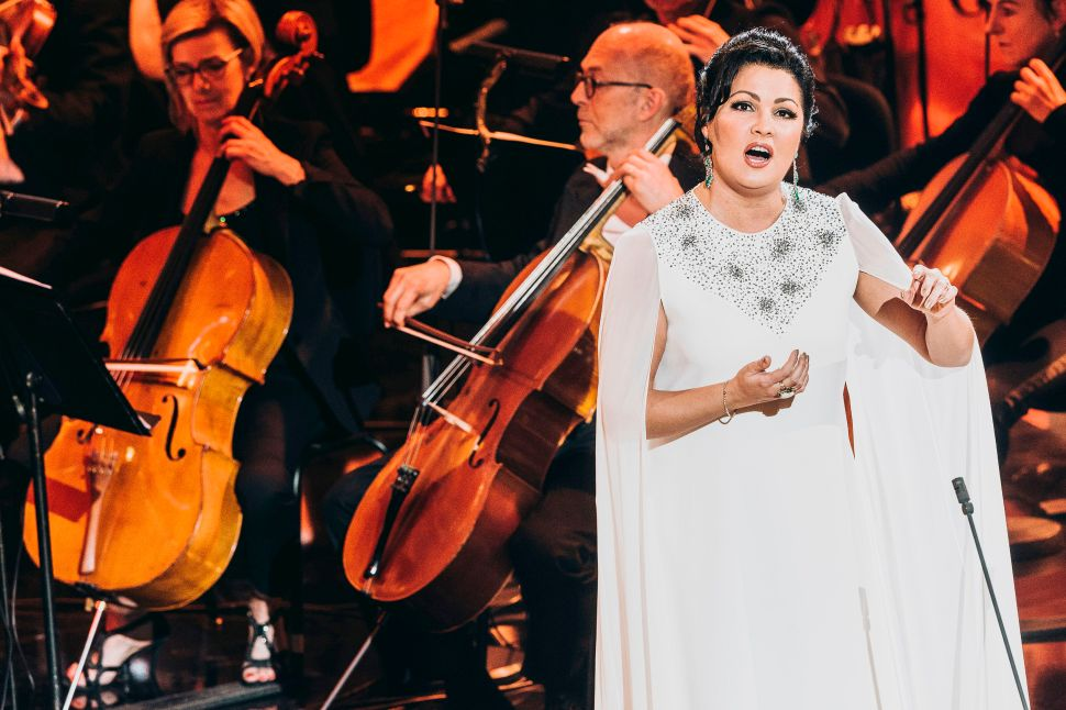 Opera Star Anna Netrebko Denies She Withdrew From 'Tosca' at the Met