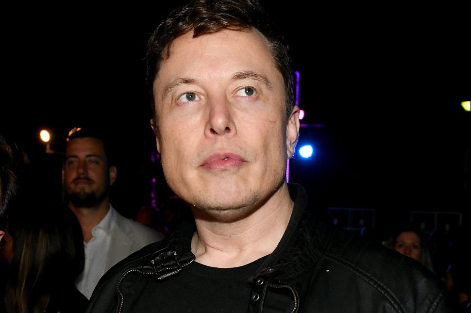 Elon Musk Thinks 'Coronavirus Panic Is Dumb' Amid Tesla Troubles