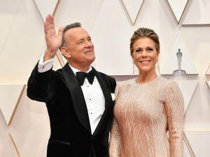 Tom Hanks Rita Wilson Coronavirus Update