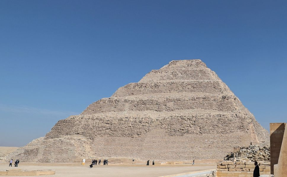 Closed Since 2006, Egypt's Oldest Pyramid Reopens to Visitors