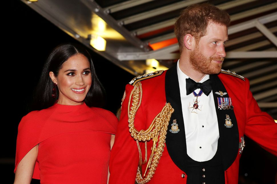 Prince Harry and Meghan Finally Made Their Move to Los Angeles