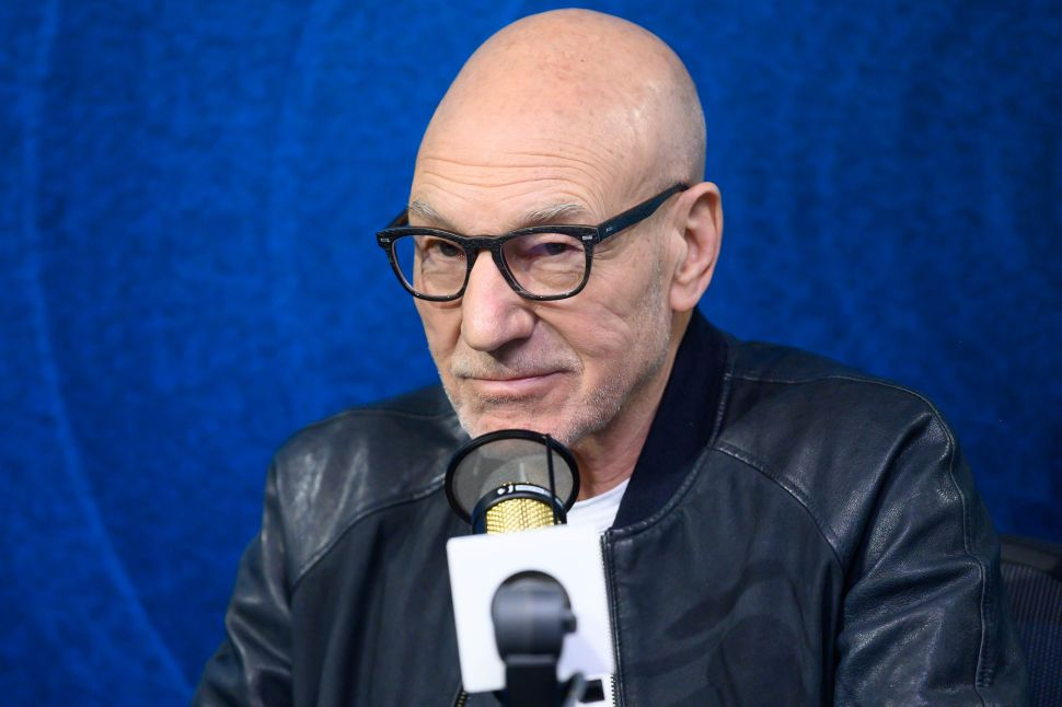 Just Like Shakespeare, Actors Like Patrick Stewart are Leaning on Theater In a Crisis