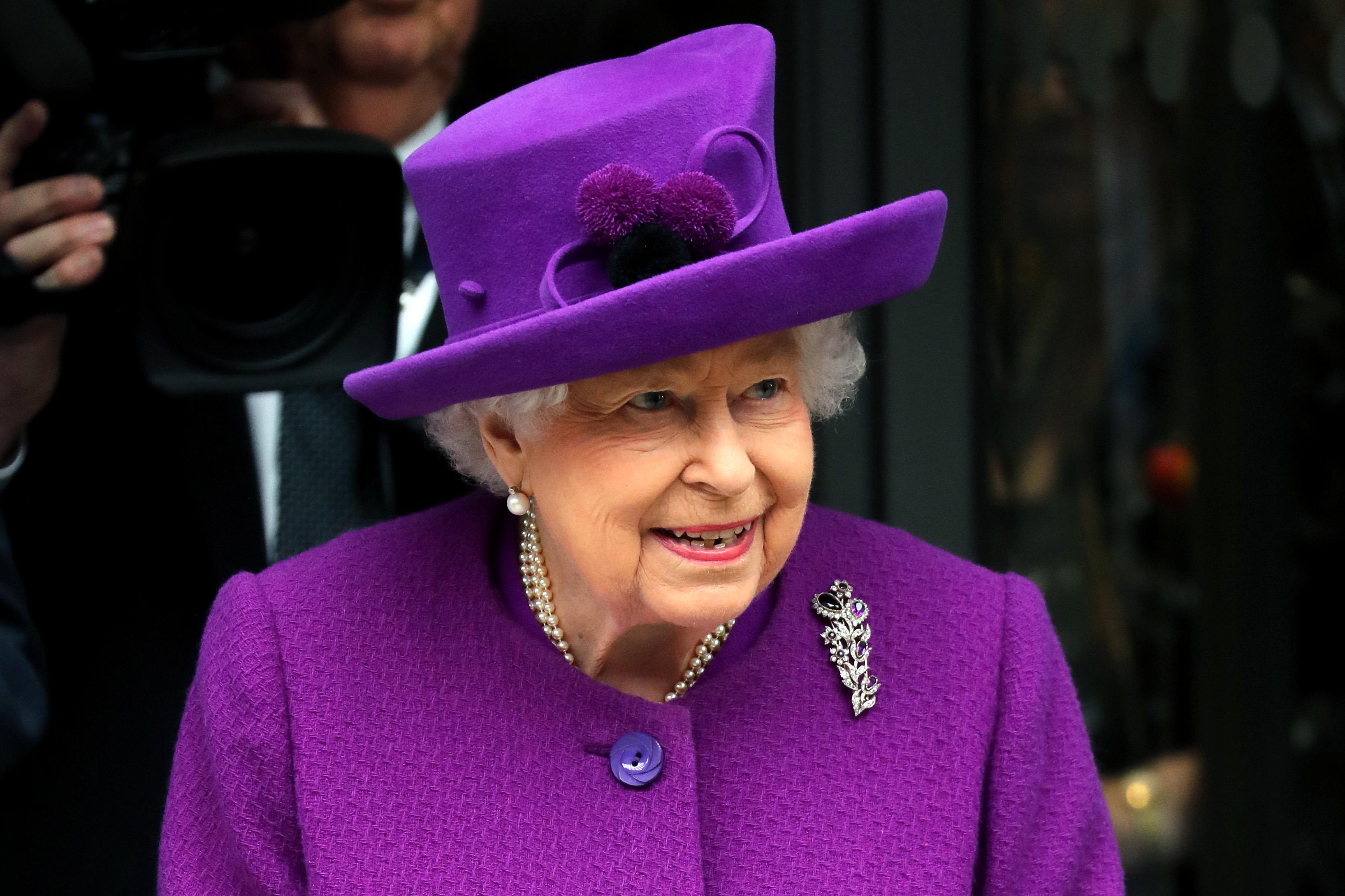 Queen Elizabeth Didnt Flee to Windsor Castle Over