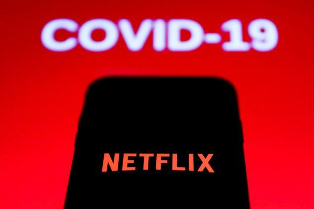 Netflix Stock Coronavirus