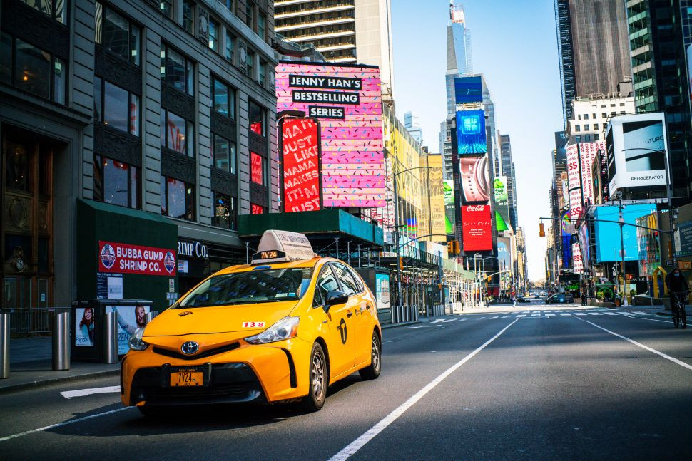 Without Government Rescue, New York City Yellow Cabs Could Soon Be History