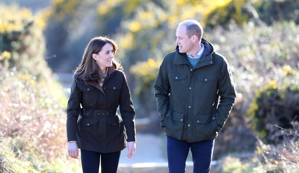 Prince William and Kate Relocated to Anmer Hall With George, Charlotte and Louis