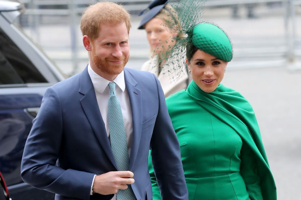 Prince Harry and Meghan Are Bringing Archie to Balmoral This Summer