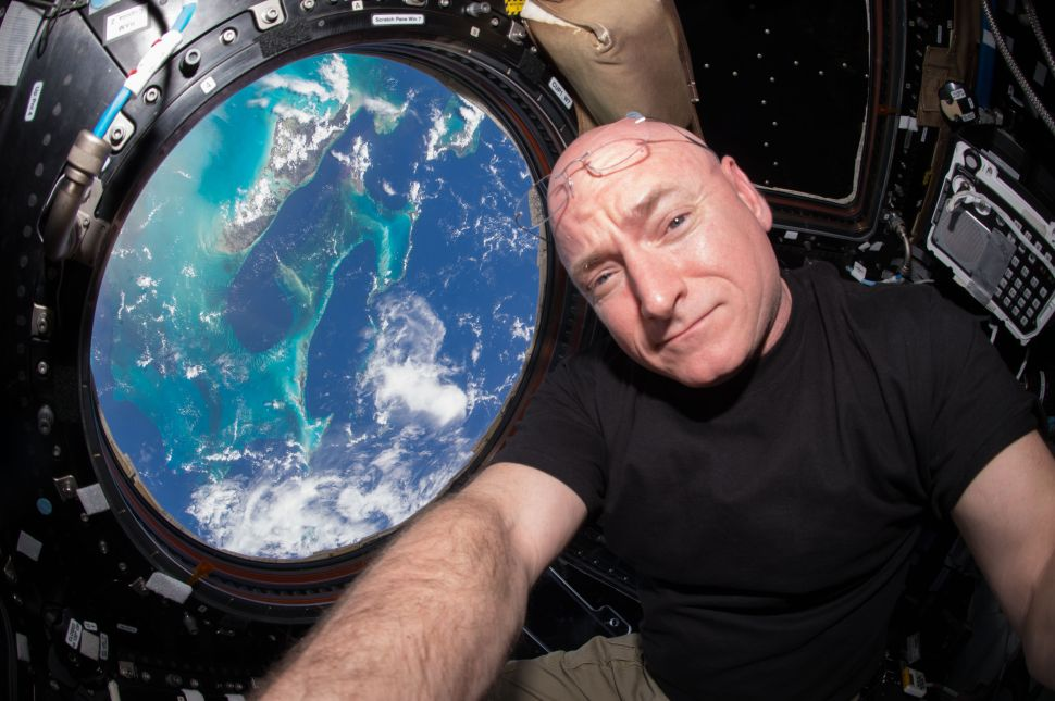 7 Self-Isolation Tips From Scott Kelly, the NASA Astronaut Who Lived a Year in Space