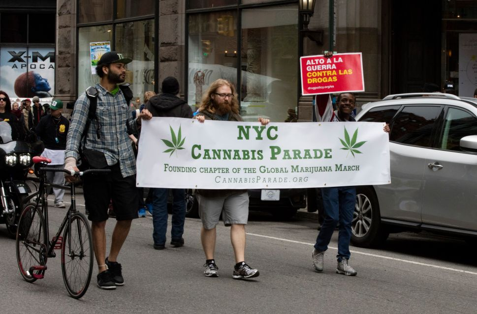 Coronavirus Won't Stop New York From Trying to Legalize Marijuana