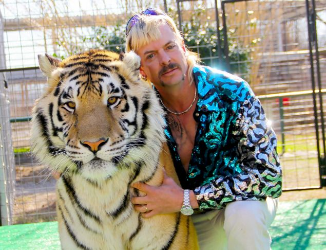 Tiger King Netflix Joe Exotic