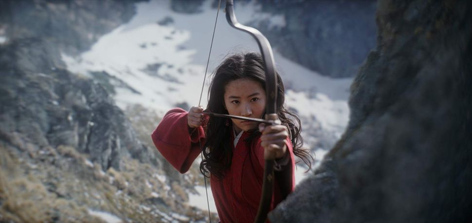 Coronavirus Outbreak Could Force Disney's 'Mulan' Out of China Entirely
