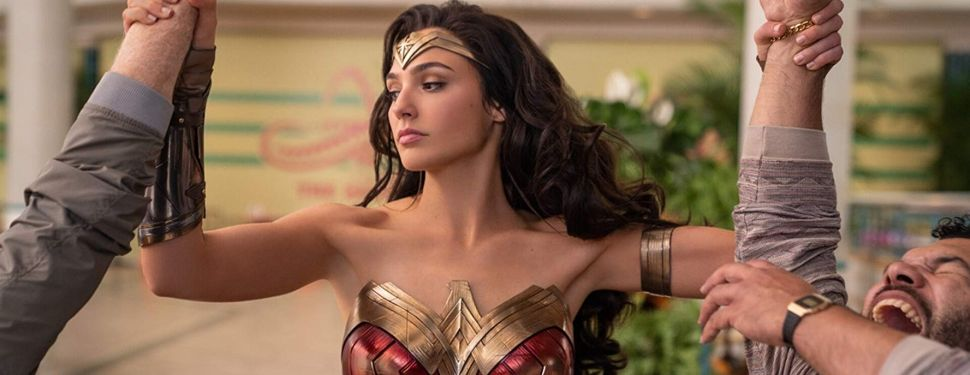Wonder Woman 1984 box office coronavirus
