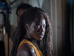 The Walking Dead Spoilers Michonne Exit
