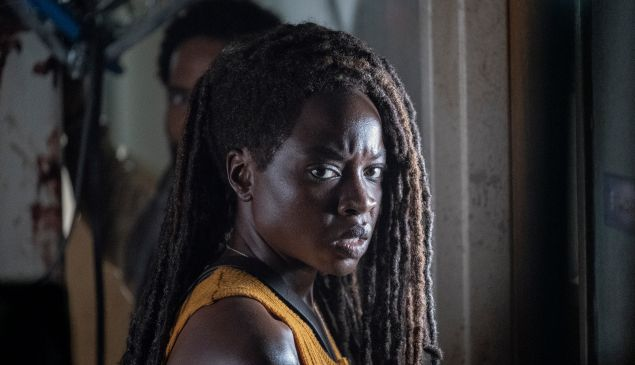 The Walking Dead Spoilers Michonne Exit