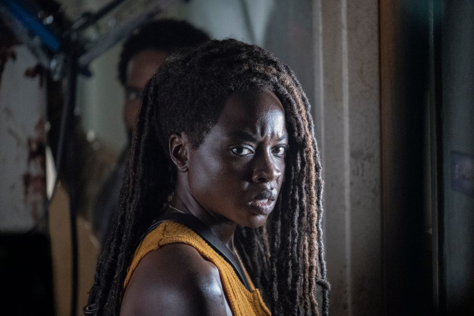 Is Michonne Gone for Good on 'The Walking Dead'? Danai Gurira & Showrunner Weigh In