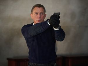 No Time to Die Daniel Craig James Bond cast