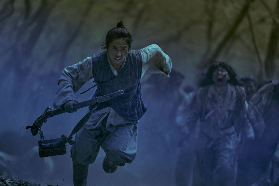 Ditch the Other Zombie Shows and Watch 'Kingdom' on Netflix Now