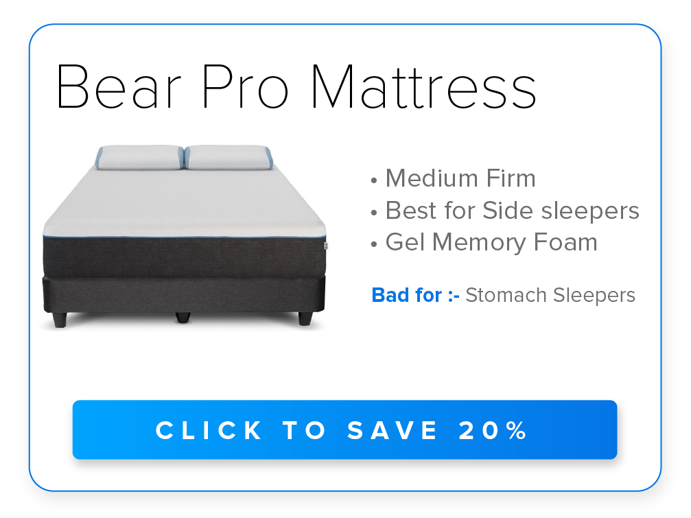 Bear Pro Memory Foam Mattress
