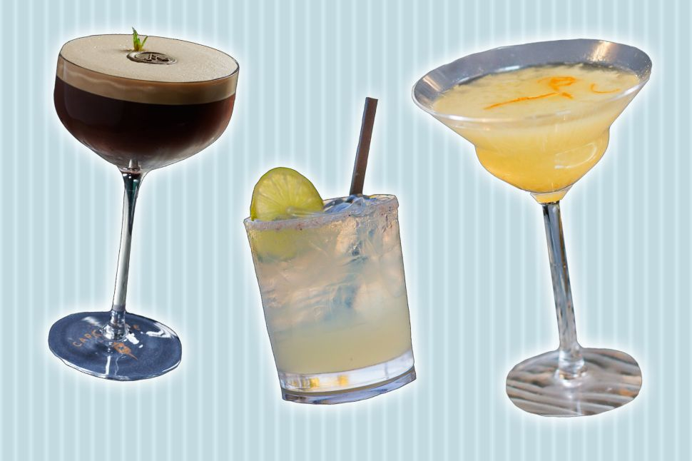 The Best Hotel Bar Cocktails You Can Make at Home Right Now