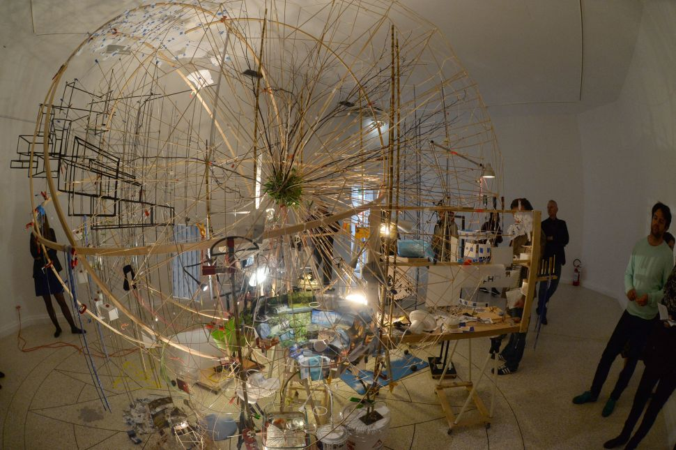 Gagosian Will Kick Off Its Online 'Artist Spotlight' Series With Work by Sarah Sze