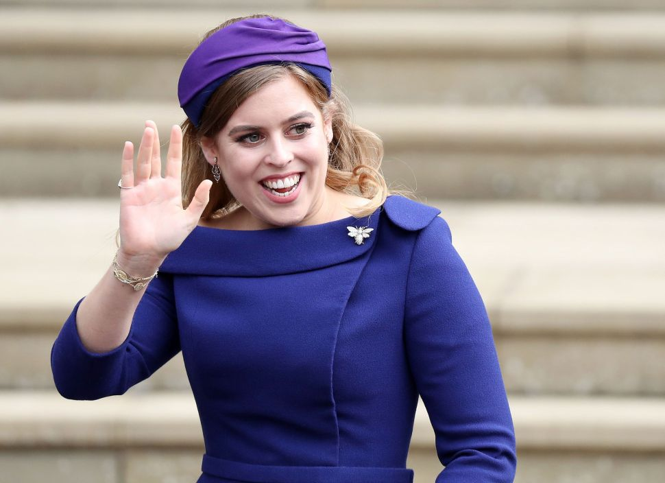 Princess Beatrice's Royal Wedding Is Officially Canceled Due to Coronavirus