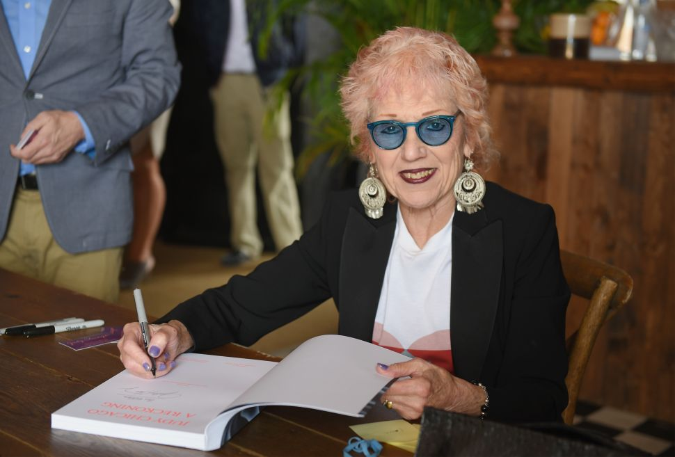 Judy Chicago Launches 'Create Art for Earth' Campaign With Help From Jane Fonda
