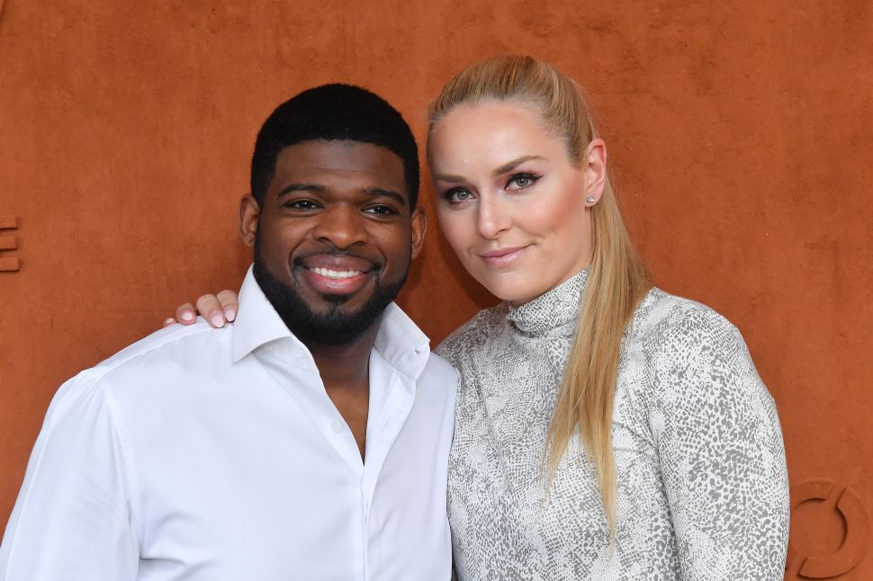 P.K. Subban and Lindsey Vonn Bought a New $6.75 Million Beverly Hills Home