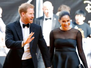 prince harry and meghan markle rent los angeles mansion
