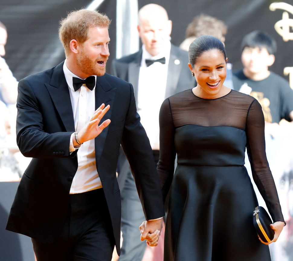 Prince Harry and Meghan Are Renting a 'Paparazzi-Proof' Los Angeles Mansion