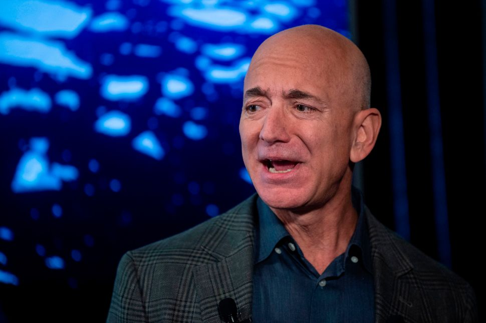 Jeff Bezos Proposes 'Regular, Global' COVID-19 Testing Before Re-Opening Economy