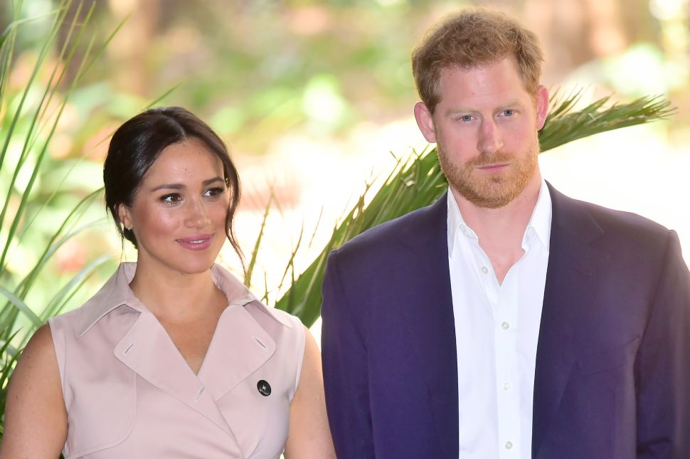 Prince Harry and Meghan Markle Officially Cut Ties With Four British Tabloids