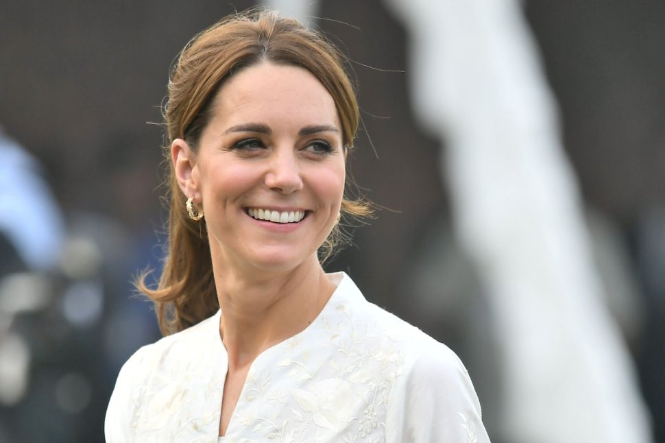 Kate Middleton Kept Up Homeschooling George and Charlotte Over the Holidays